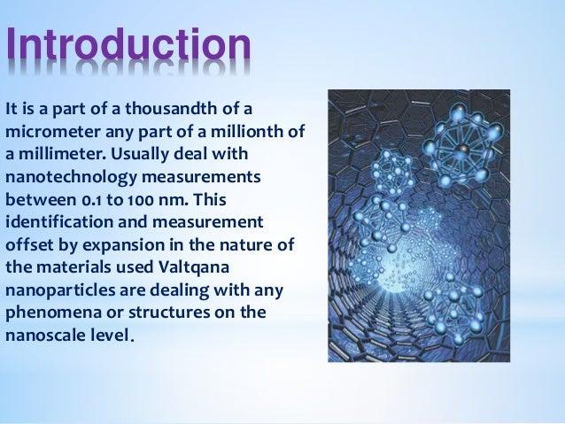 Nano Scale Drug Delivery, IDM7 Slide 3