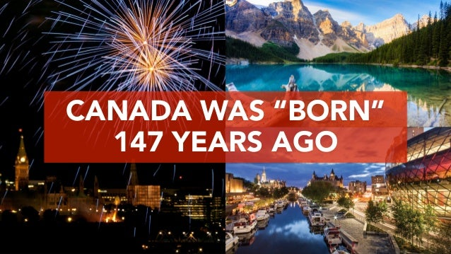 A Guide to Canada (for my colleagues @ Pinterest) Slide 2
