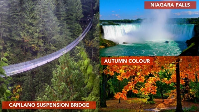 A Guide to Canada (for my colleagues @ Pinterest) Slide 3