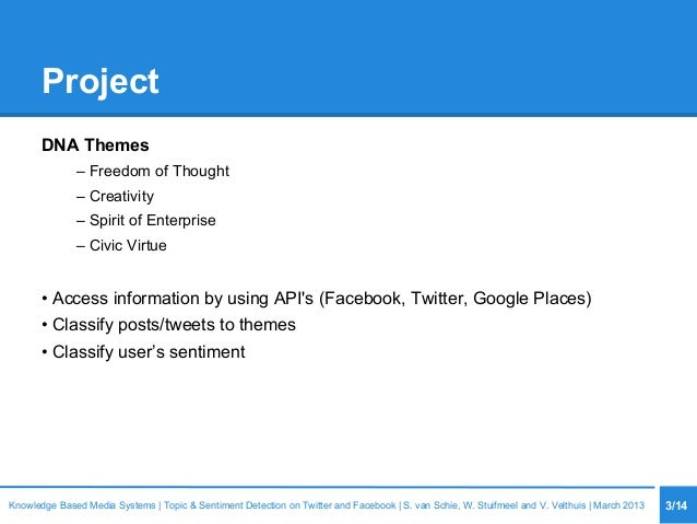 Project DNA Themes – Freedom of Thought – Creativity – Spirit of Enterprise – Civic Virtue • Access information by using A...