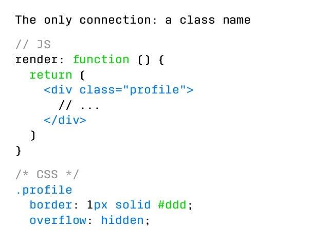 CSS builds are a bit backwards  //app.scss  @import vendor/Normalize.css;  @import base;  @import components/Header;  @imp...