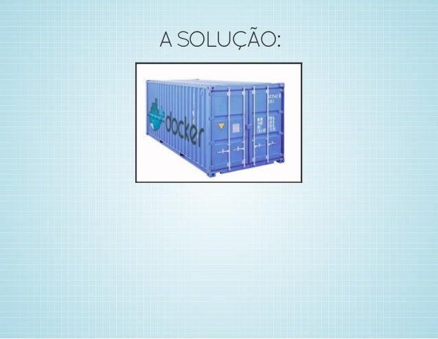 CONCEITOS:  Dockerfile: descreve uma imagem  Imagem: base (binários) para um container  Container: unidade de execução