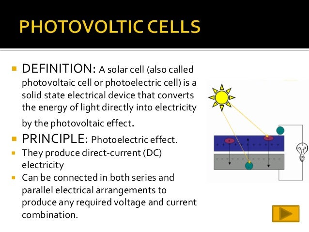 Presentation Solar