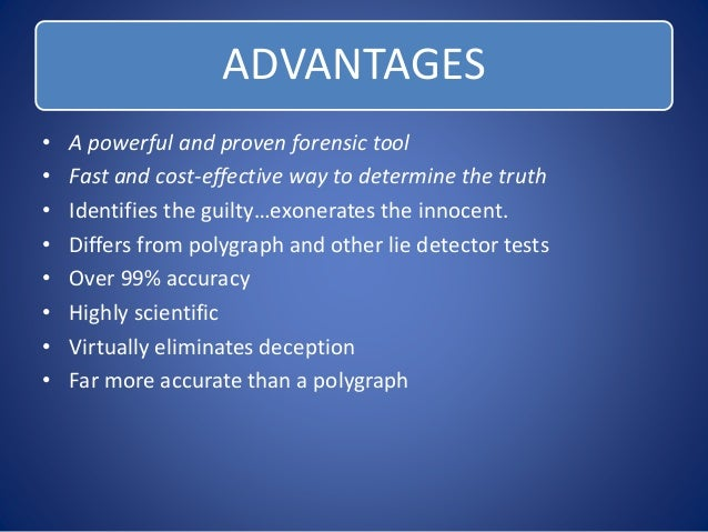polygraph technologies and techniques in detecting lies Polygraph testing is a very effective way to detect lies in relationships for example, there is often no other evidence to prove adultery modern polygraph contracts with men and woman to.