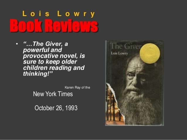 the giver analysis essay Free study guides and book notes including comprehensive chapter analysis, complete summary analysis, author biography information, character profiles, theme analysis, metaphor analysis, and top ten quotes on classic literature.