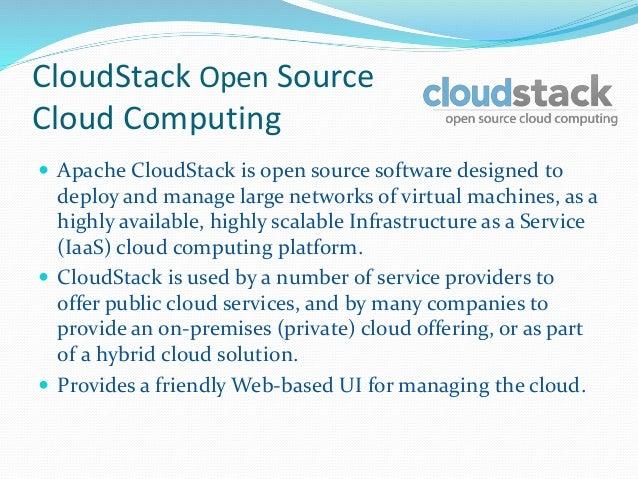 Apache Cloudstack Cloud Computing Pdf