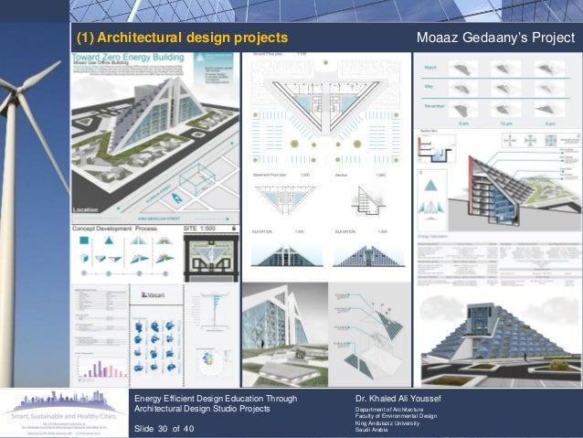 ... University Saudi Arabia; 30. (1) Architectural Design Projects ...