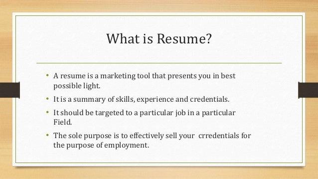 Professional Resume Open Door to Oportunity