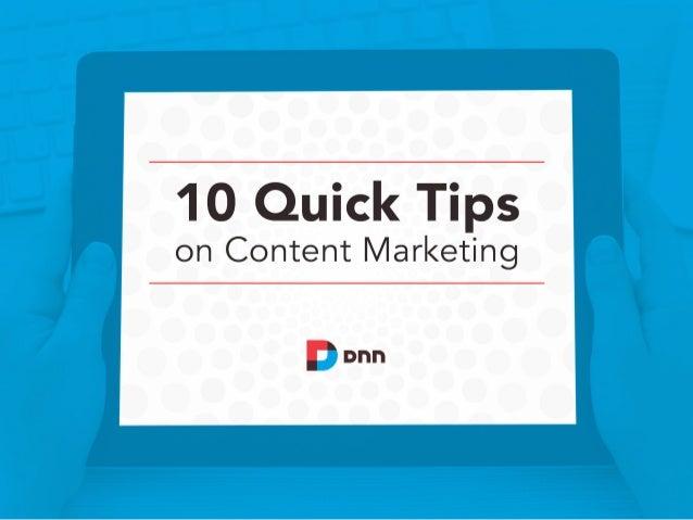 """K < 9 < 1U't< if Tip 37"" on Content Marketing  ,  Mann"