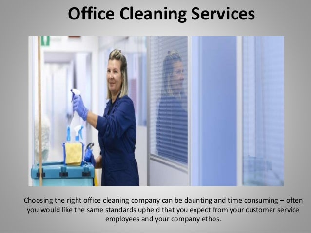 Office Cleaning Services Choosing the right office cleaning company can be daunting and time consuming – often you would l...