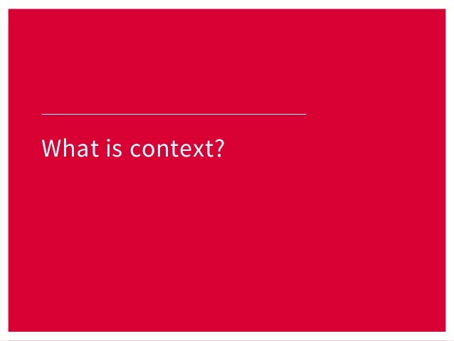 BrightonSEO: Context is King - Ian Miller, CEO, at Crafted  Slide 2