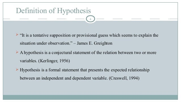 define provisional thesis Hypothesis formulation by: saidna zulfiqar bin tahir the third step in the research process after formulating problem statement and literature review is to formulate hypotheses the hypothesis is a tentative solution of a problem the research activities are planned to verify the hypothesis and not.