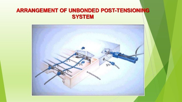 Unbonded Post Tensioning : Post tension slabs in residential building