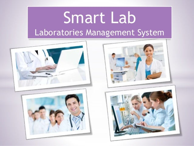 Smart Lab Laboratories Management System