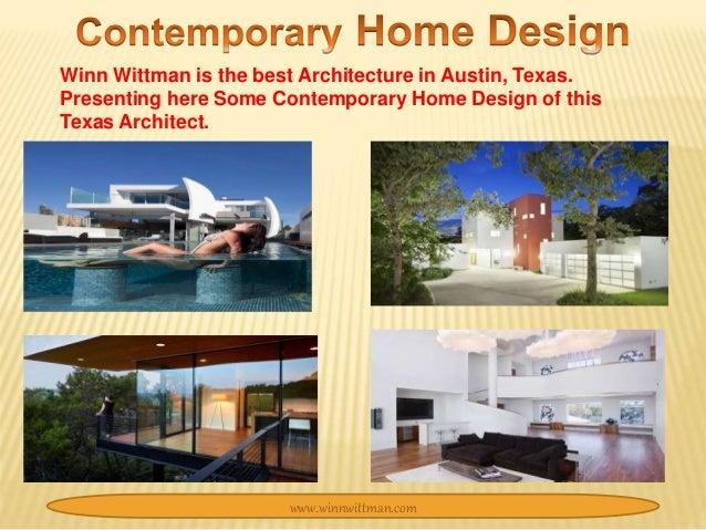 contemporary home design texas - Texas Home Design