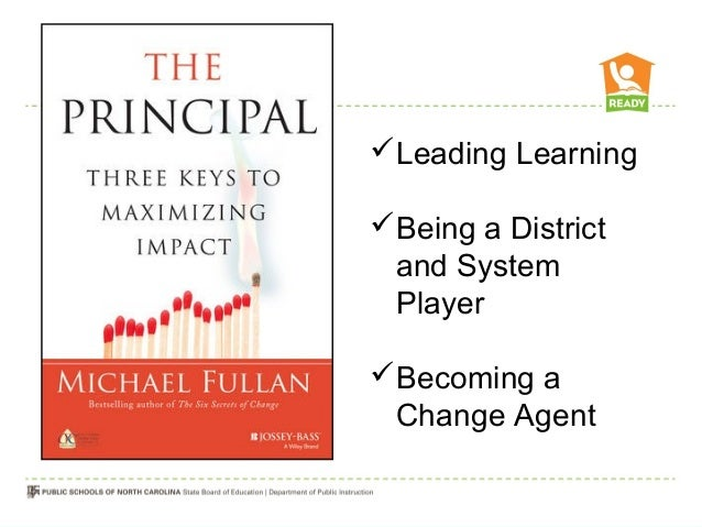the principal as an instructional leader Supports that emphasize principals' role as instructional leadership are more   and more opportunities for principal-focused professional development than.