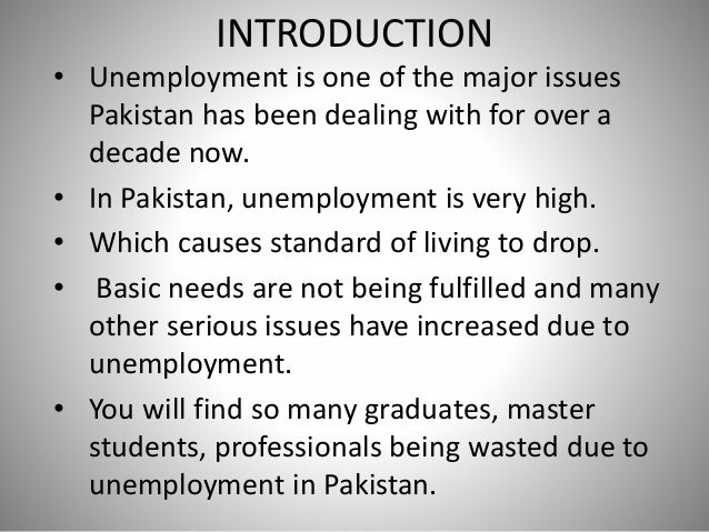 economic problems faced by pakistan The country is facing this enormous problem of domestic violence, terrorism, and militancy  pakistan is going through a major economic crisis right now, and is.