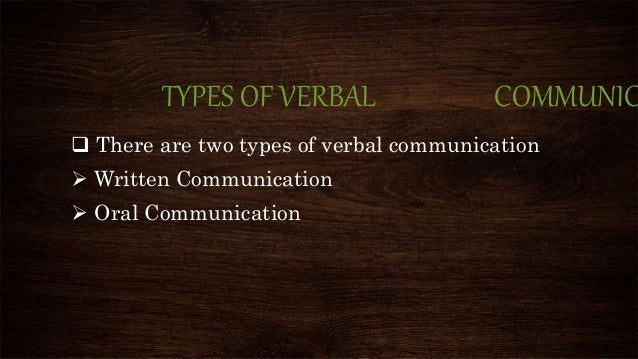 technology impacted the verbal cues used in interpreting messages The importance of non-verbal cues understanding a spoken message also depends on what we see at the time to illustrate this point, harte combines an identical sound with two videos of lips.