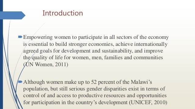 Determinants of Access to and Demand for Formal Credit among Rural Womenn Slide 2