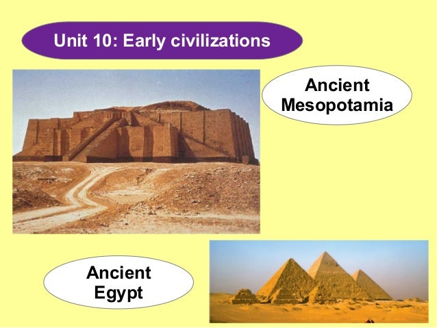 the rise of early civilizations These early civilizations began to form around the time of the neolithic revolution (12000 bce) rivers were attractive locations for the first civilizations because they provided a steady supply of drinking water and made the land fertile for growing crops.