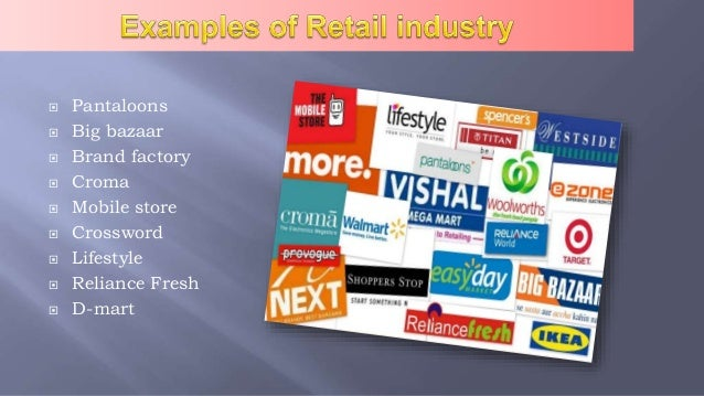 7p's of Retailing Industry
