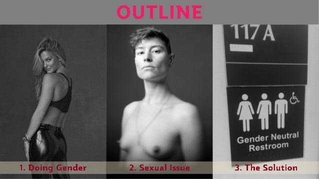 Unisex Toilet - A Proposal Slide 3