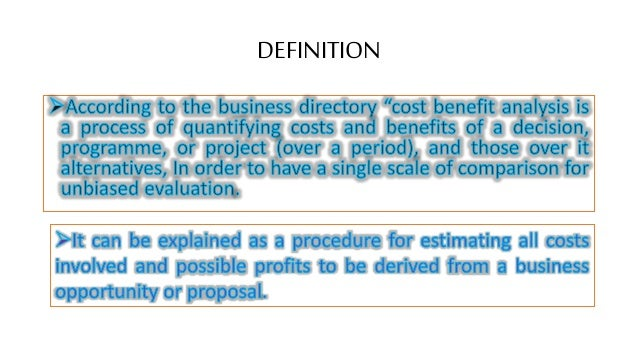 The Importance of Cost-Benefit Analysis in Financial Regulation