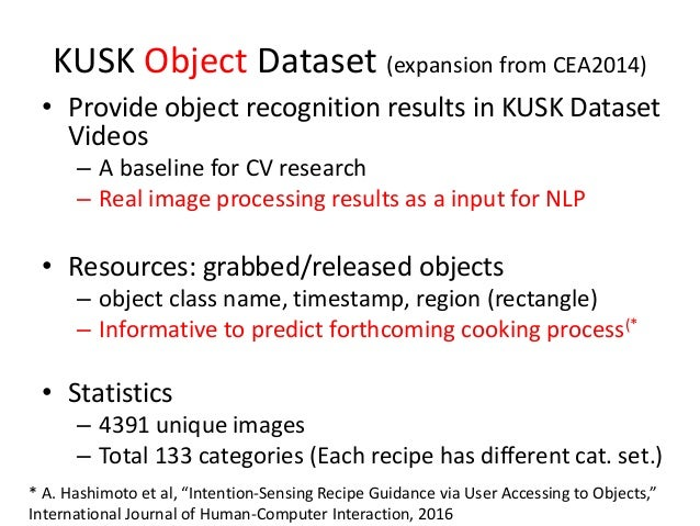Kusk object dataset recording access to objects in food preparation common ingredients 8 kusk object dataset forumfinder Images