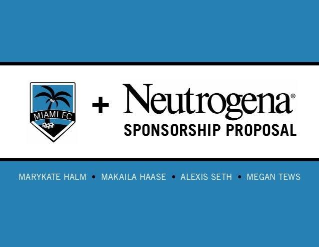 MLS + Neutrogena Sponsorship