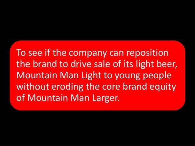 mountain man harvard case study Harvard business school case study on mountain man brewing company by  shashank srivastava, iet lucknow under the guidance of prof.