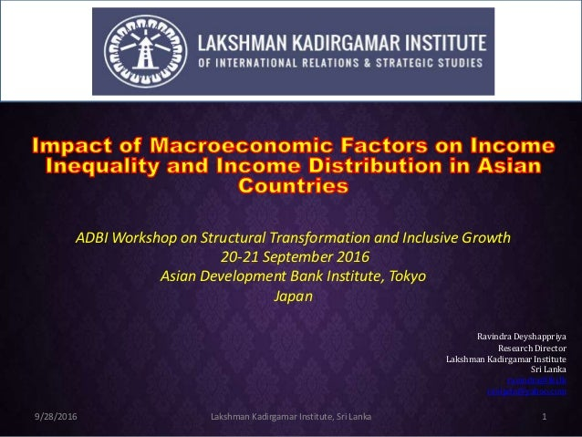What Are Key Macroeconomic Variables?
