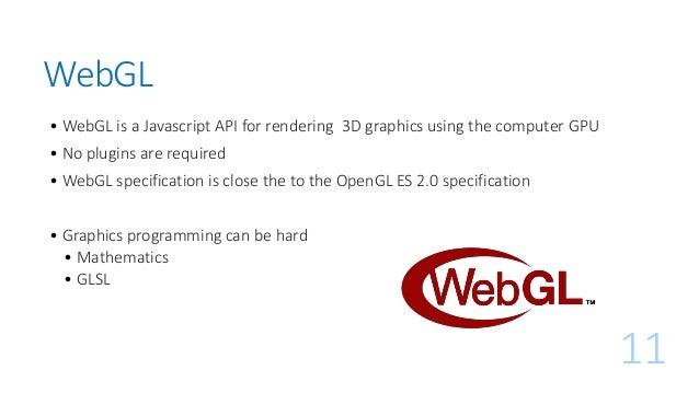 ENEI16 - WebGL with Three js