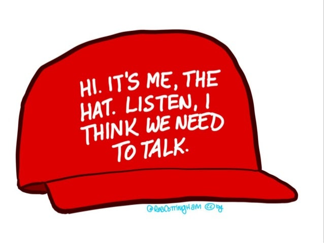 #TrumpCap speaks