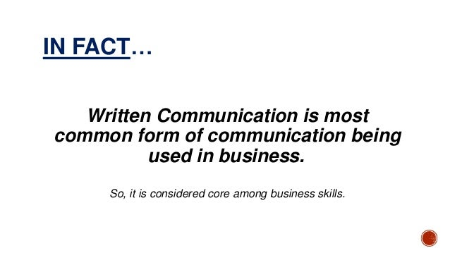 Through The What Communication Of Form Is Common Most amount will probably
