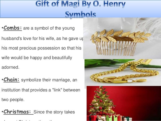 the gift of the magi symbolism