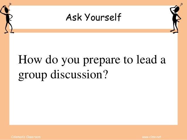 Classroom Presentation Steps Slide 3