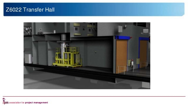 association for project management Z6022 Transfer Hall