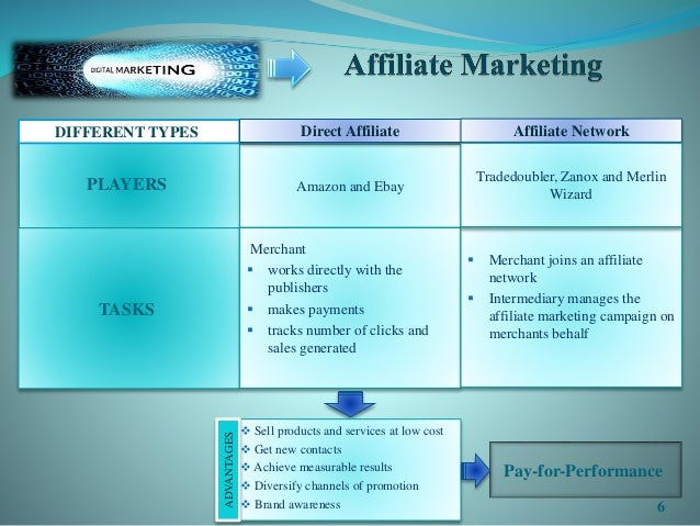affiliate business plan