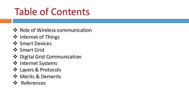 Design and Development of Internet System for Residential  Smart-Grid  Slide 3
