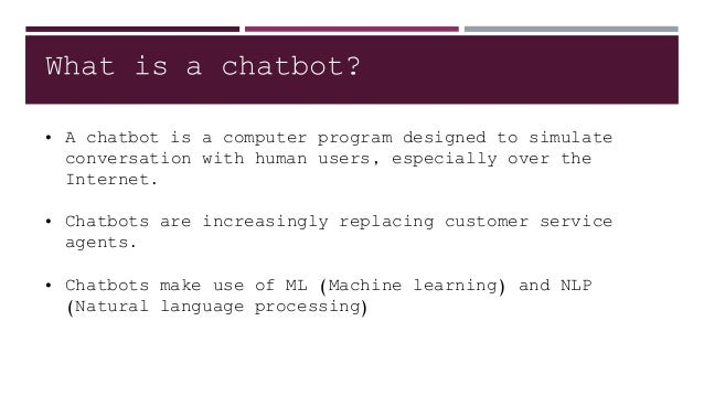 Chatbot Basics - Building Chatbots using Google Dialogflow
