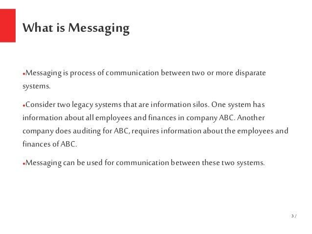 Messaging Frameworks using JMS  Slide 3