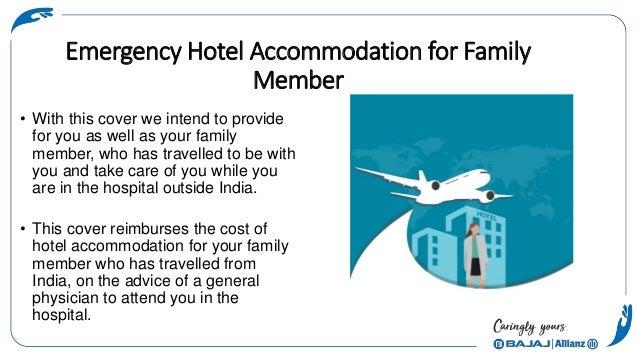 Bajaj Allianz Travel Insurance Add-on Covers