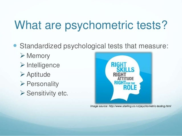 psychological measure 3 overview of psychological testing  threats to the validity of any psychological measure of a self-report nature oblige the test interpreter to understand the .