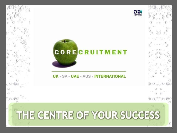UK - SA - UAE - AUS - INTERNATIONAL<br />THE CENTRE OF YOUR SUCCESS<br />
