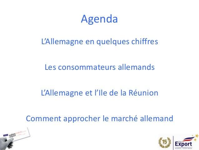 Salon de l 39 export 2014 presentation allemagne - Salon agroalimentaire ...