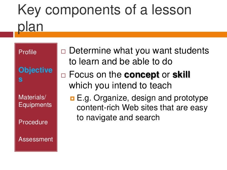 powerpoint lesson plans for elementary students
