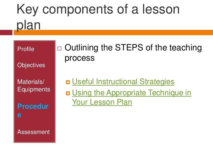 Lesson plan powerpoint presentation 18 saigontimesfo