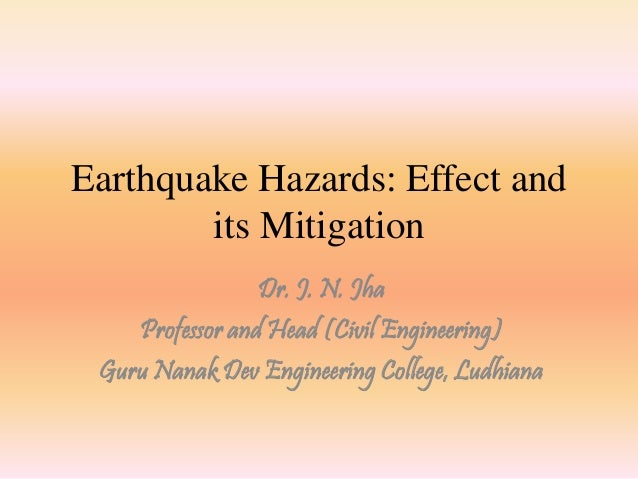 how to avoid earthquake hazards