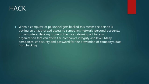 What are the Differences between Hacks, Breaches and Fraud?
