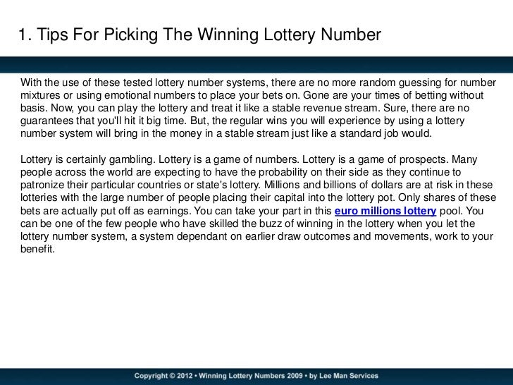 choosing winning lottery numbers learn how to do it  3 2 winning national lottery